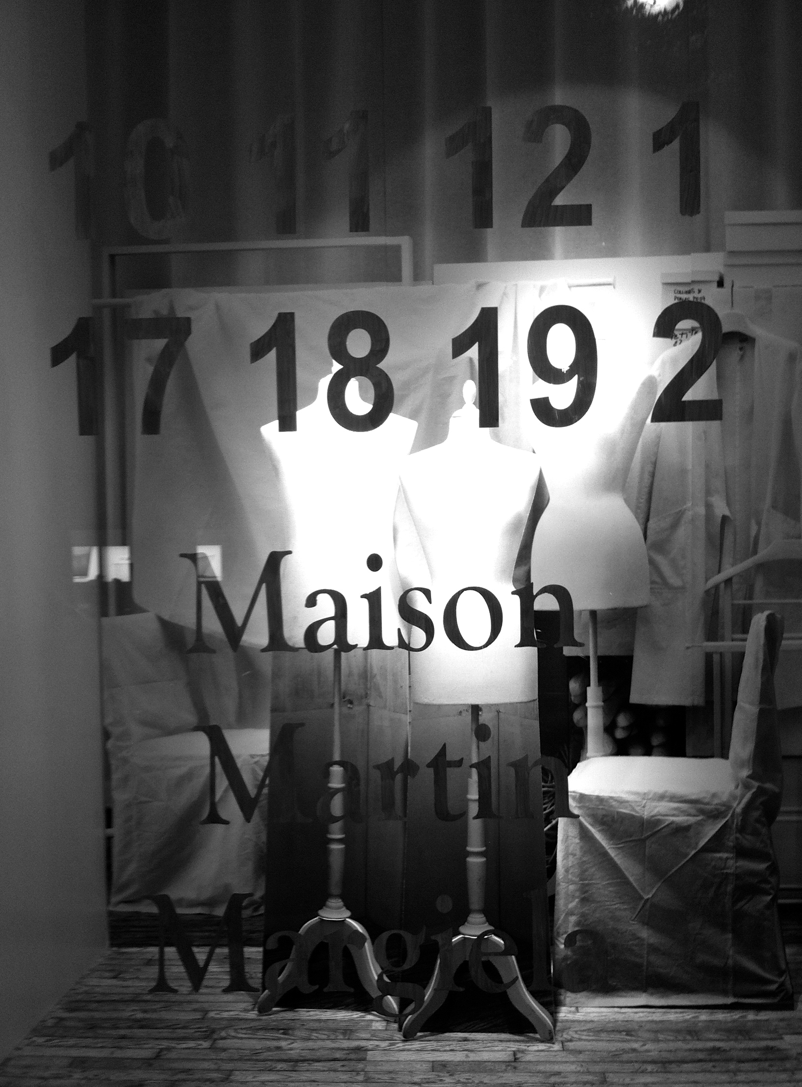 Maison Martin Margiela For Hm Print And Pattern