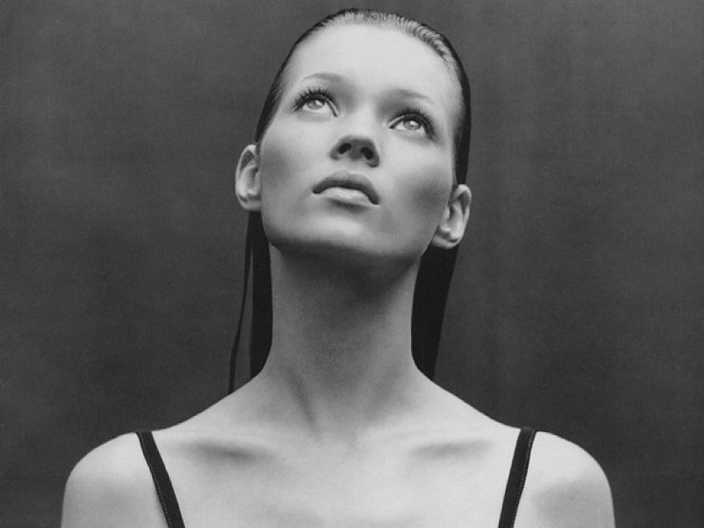 Kate Moss Iphone Wallpaper in The Autobiography to be