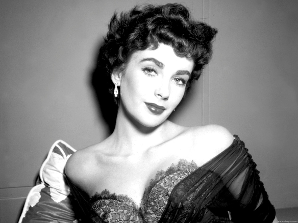 Elizabeth Taylor Wallpaper 02