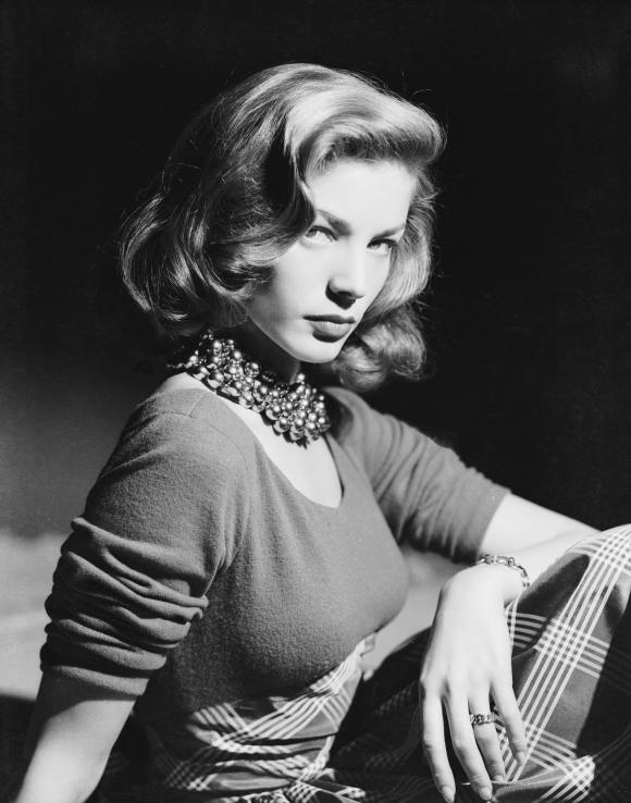 Bacall In Beads