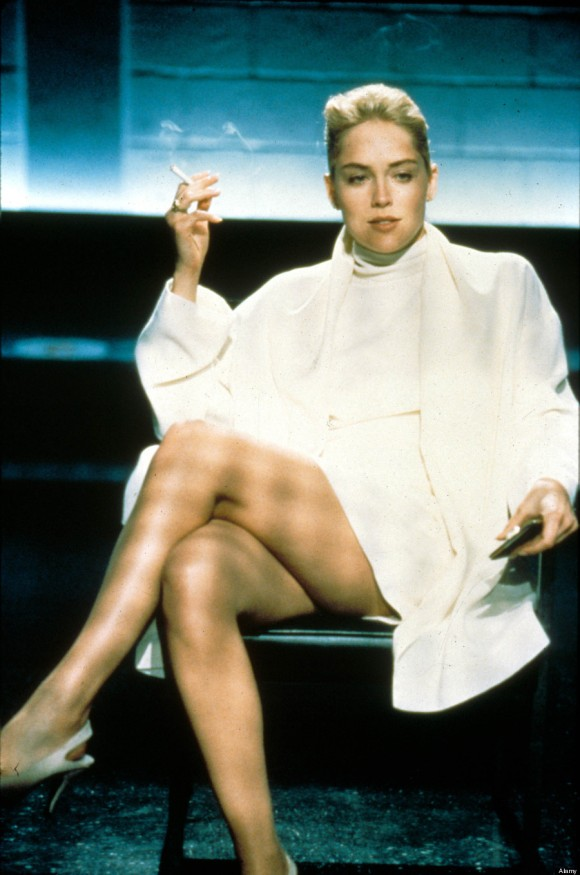 BASIC INSTINCT (1992) SHARON STONE BSI 132